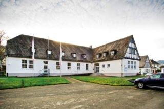 Hauptstandort der Akademie-Praxis bleibt das Gebäude der Bildungsakademie für Therapieberufe an der Bundesstraße 108 in Bestwig. Foto: René Golz