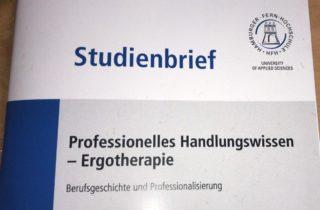 Studienbrief HFH