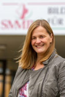 Sonja Kemper freut sich auf ihre neue Aufgabe. Foto: SMMP/Ulrich Bock